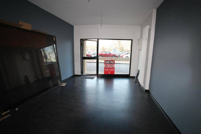 Local professionnel en centre ville 25m² - local  ...
